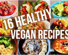 Vegan Recipe Hour – yummy vegan recipes!