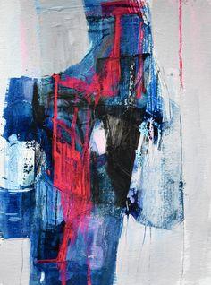 "Original abstract painting on x paper: ""Day 18 Quarantine Art"" Modern Art, Contemporary Art, Original Art, Original Paintings, Types Of Meditation, Paper Frames, Beautiful Artwork, Paintings For Sale, Great Artists"