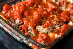 Crock Pot Stuffed Cabbage Casserole Recipe ~ the best recipes of all time