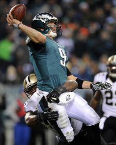 334e8d11f9b PHILADELPHIA, PA - JANUARY 04: Nick Foles #9 of the Philadelphia Eagles  throws