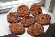 The Perfect Gluten free Vegan Kidney Bean Burgers