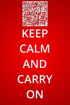 Keep Calm | Carry On
