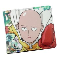 One Punch Man Short Style Anime Wallet