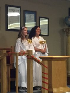Finally Marshal and Guide! #sisters