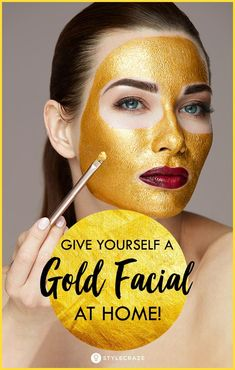 7 best gold facial kits you should try to get golden glow skin give yourself a gold facial at home skincare solutioingenieria Gallery