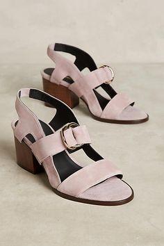 Megumi Ochi Cubic Block Heels