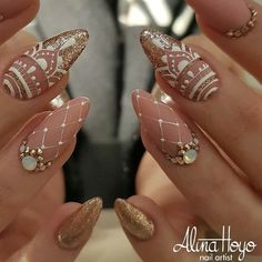 "5,685 Likes, 29 Comments - Ugly Duckling Nails Inc. (@uglyducklingnails) on Instagram: ""Beautiful nails by @alinahoyonailartist Ugly Duckling Nails page is dedicated to promoting…"""