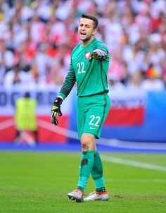 SaintDenis Football UEFA Euro 2016 group C game between Poland and Germany Norbert Barczyk / PressFocus/MB Media