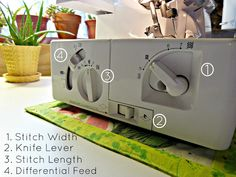 Serger Tips (Brother)