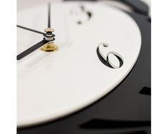 Reloj De Pared Taza De Cafe - http://regalosoutletonline.com/regalos-originales/decoracion/reloj-de-pared-taza-de-cafe-2