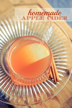 Homemade Apple Cider using your crock-pot! | bakerbettie.com