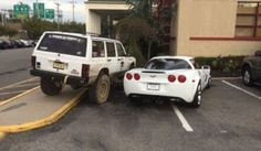 How to Deal with a Double-Parked Corvette - Blooper News - News by you for you!™