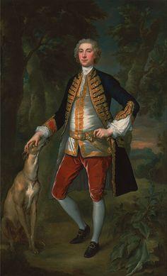 John Vanderbank: John Dodd, of Swallowfield, Berkshire, 1739. Yale Center for British Art