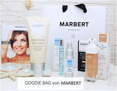 Marbert Goodie Bag 2016 #ilovemarbert