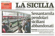 Trasporti in Sicilia. Tratte chiuse da anni, stazioni senza servizi, orari inconciliabili con le esigenze di chi lavora o studia | Comitato Pendolari Siciliani