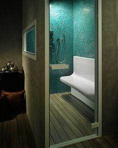 Cleopatra's Modulair Steam shower