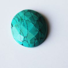 Turquoise Cutting Stone, Green ,Oval Shaped Loose Gemstone 00TC#f Turquoise Gemstone, Turquoise Necklace, Oval Shape, Loose Gemstones, Green, Jewelry, Jewlery, Jewerly, Schmuck
