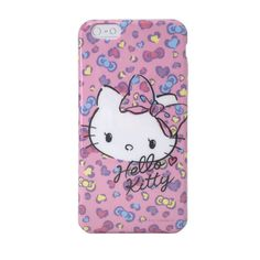 Hello Kitty Pink Soft iPhone 6 Plus Case