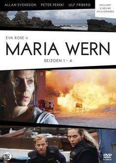Maria Wern - Seizoen 1 t/m 4