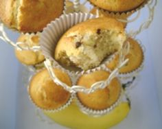 Banana And Choc Chip Muffins Recipe - Lunch box