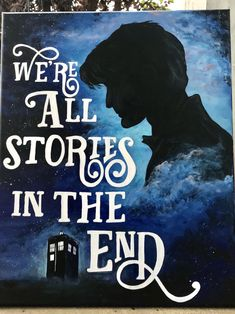 I offered to paint my friend anything she chose for her birthday. She wanted the doctor and this quote. Birthday Quotes For Best Friend, Best Friend Quotes, Best Friends, Birthday Greetings For Mother, Birthday Wishes Messages, Doctor Who Art, 11th Doctor, Doctor Who Tattoos, Doctor Who Wallpaper