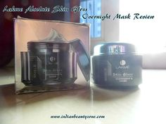 Lakme Absolute Skin Gloss Overnight Mask Review