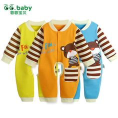 Find More Rompers Information about New Arrival 2015 Newborn Baby Clothing Spring Autumn Rompers 100% Cotton for Bebe Boby Jumpsuit Bebe Girl Jumper Hot Sale,High Quality clothing led,China clothing angel Suppliers, Cheap romper playsuit from GG. Baby Flagship Store on Aliexpress.com