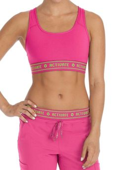 587c494bad Med Couture Activate Energy Sport Bra 3059