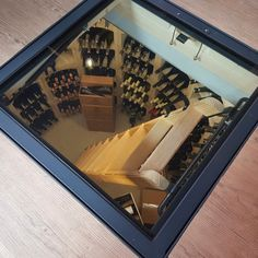 Wine drinking and grape growing Spiral Wine Cellar, Wine In The Woods, Liquor Storage, Delta House, Basement Conversion, Home Wine Cellars, Wine Country Gift Baskets, House Essentials, Wine Cellar Design