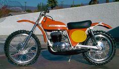 My first dirt bike 1972 - Montesa 250 Motocrosser - Vintage Dirt Bikes Motorcycle Dirt Bike, Motocross Bikes, Vintage Motocross, Bultaco Motorcycles, Ducati Scrambler, Motorbikes, European Motorcycles, Vintage Motorcycles, Custom Motorcycles