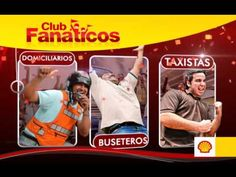 Shell - Club Fanaticos Shell - Colorama