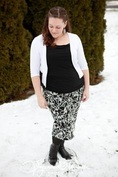 Jocole Pencil Skirt review and SALE CODE!