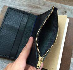Traveler's notebook zipper insert by 3SpeckledFawns on Etsy