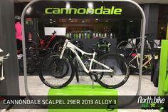 Se vende Cannondale Scalpel 29er Alloy 3, talla M.Componentes:- Cuadro: Aluminio- ... en toda España