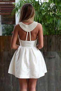 Vestidos curtos para noivas jovens