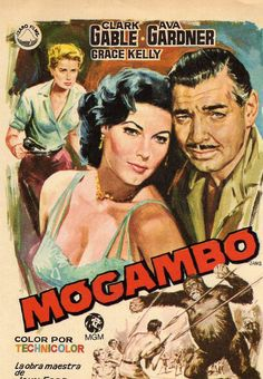 Clark Gable Movie Posters | Visit flickr.com