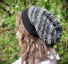 Ravelry: Slouchy Beanie ALL sizes from Baby to Adult pattern by RAKJpatterns/Kristi Simpson
