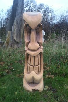 Gallery - Carvings - Chainsaw Carving & Sculpture