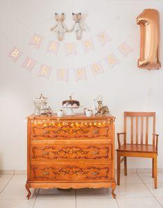 1 ano da Lis – Festinha intimista em casa