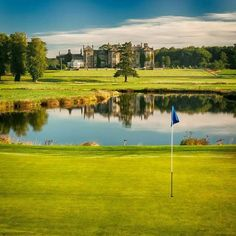 27 hole championship golf course at Matfen Hall. Secret Escapes, Places Ive Been, Golf Courses
