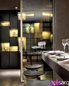 Três Arquitetura (@tresarquitetura) #tresarquitetura #interiordesign #shelf
