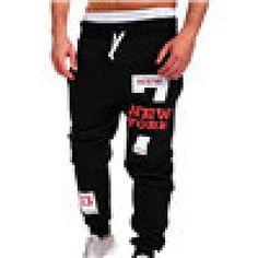 Clearance Sale! Men Pants WEUIE Mens Fashion Trousers Men Pants Casual Pants Sweatpants (35 Waist, Red) #Clearance #Sale! #Pants #WEUIE #Mens #Fashion #Trousers #Casual #Sweatpants #Waist, #Red)