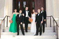 How to Dress a Mixed-Gender Wedding Party | Apartment Therapy