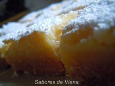 Pasteles de limón para Ángela