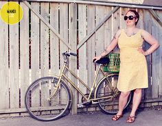 Mandi Lunan -Ottawa Velo Vogue  cycling, fashion