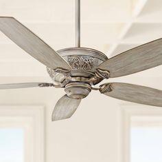 "54"" Minka Aire Classica Driftwood Ceiling Fan - #6N996   Lamps Plus"