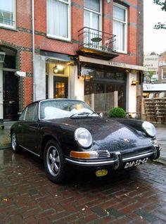 PORSCHE 912 COUPE 1969 Amsterdam