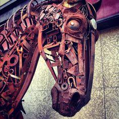 Robot Horse
