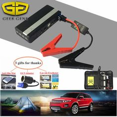 74.80$  Watch now - Emergency 12V Petrol Diese Car Jump Starter Portable 700A Car Battery Booster Charger Mobile 2USB Power Bank Starting Device  #magazineonlinebeautiful