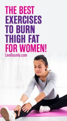 The process of losing weight on your thighs is easier than you think. Since your thigh fat is attached to the largest muscle in your body, it is easy for you to lose this unwanted fat from your thighs. Here are 8 thigh fat exercises that work perfectly to Quick Weight Loss Tips, Weight Loss Help, Losing Weight Tips, Weight Loss Program, How To Lose Weight Fast, Reduce Weight, Losing Weight In Thighs, Weight Gain, Body Weight